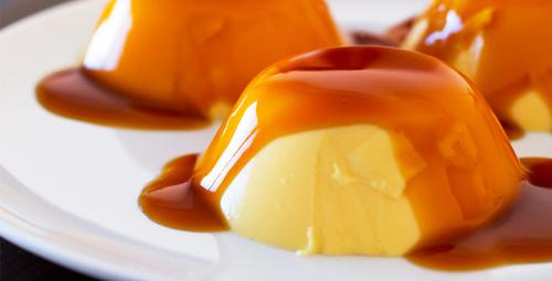 Yumuşak lezzet isteyenler için krem karamel tatlısı!