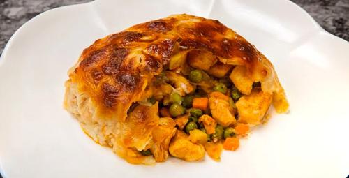 Mest olacaksınız: Tavuklu sultan kebabı tarifi