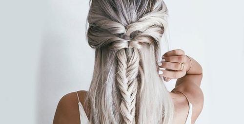 Yaz davetleri için göz alıcı saç modeli önerileri