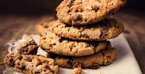 Ani misafirin kurtarıcısı: Damla çikolatalı kurabiye