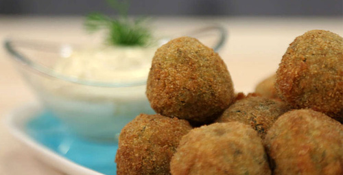 Ortadoğu'nun meşhur tadı: Falafel