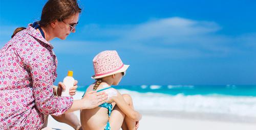 Çocukları güneşten korumanın 9 pratik yolu!