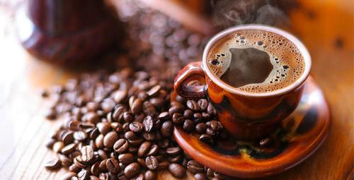 Türk kahvesini maden sulu denediniz mi?
