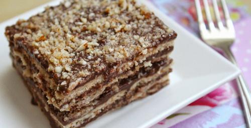 15 dakikada hazır petibör pasta