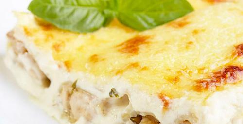 Enfes bir lezzet: Beşamel soslu patates