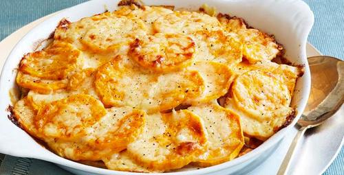 Pratik ve lezzet ötesi patates grateni bir de böyle deneyin!