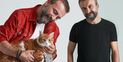 Şarkıcı Emre Arslan sokak hayvanlarının umut ışığı oldu!