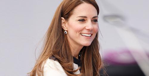 Kate Middleton'ı 3 ayda 34 bedene indiren diyet listesi