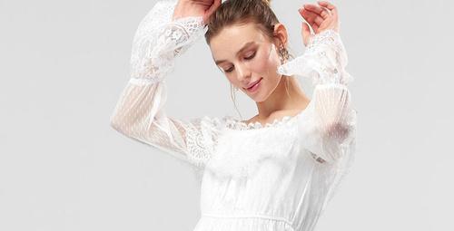 Beyaz bohem elbiseyle kombin nasıl yapılır?