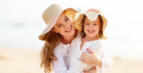Çocuğunuzu güneş çarpmasından korumak için...