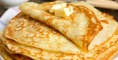 Kahvaltıda enfes olur: Krep tarifi