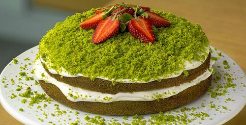 Ön yargıyı bırakın: Ispanaklı pasta