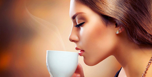 Sabah uyanır uyanmaz kahve içmek...