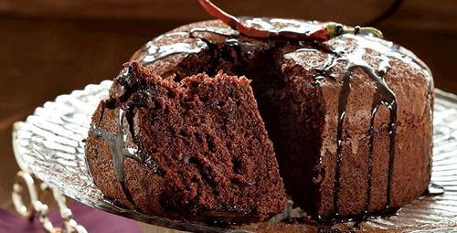 Akışkan çikolatasına dayanamayacaksınız: Islak kek