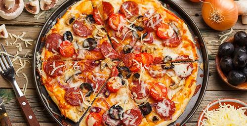 Lavaştan pizza yapmak çok kolay!