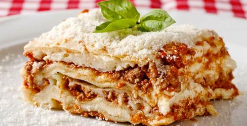 Üç peynirli lazanyayı daha önce denediniz mi?