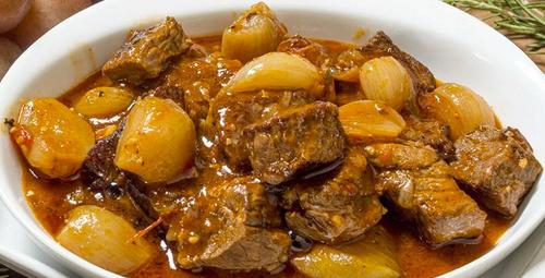 Nefis bir lezzet: Patatesli yahni tarifi