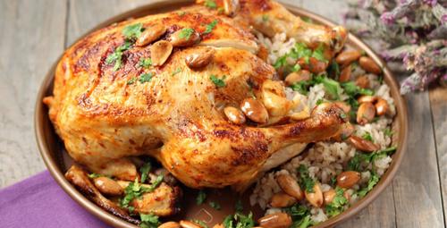 Bir tadan bir daha istiyor: İç pilavlı tavuk dolma