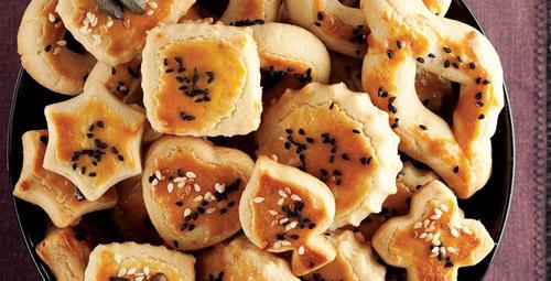 Çay keyfinizin yanında: Sirkeli tuzlu kurabiye!