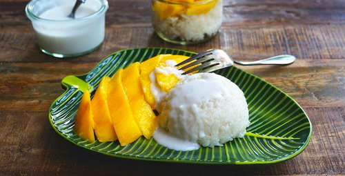 Pirinçli mangotarifi bu lezzete hayır diyemeyeceksiniz!