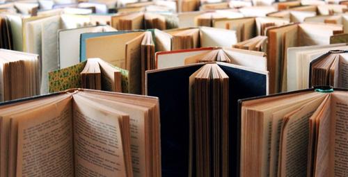 Kendinizi bir anda kitapçıda buluyorsanız...