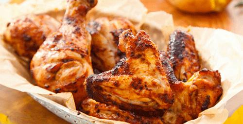 Çıtır çıtır bir lezzet: Fırında kanat tarifi