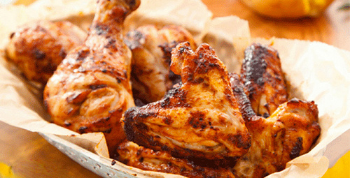 Bol baharat sevenlere: Fırında tavuk but tarifi