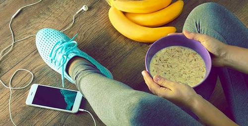 Egzersiz öncesi vücudunuzu aç bırakıyorsanız...