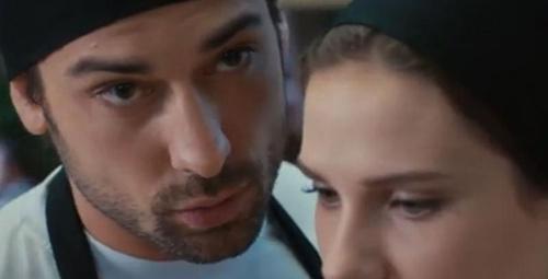 Elimi Bırakma 7.bölüm ilk sahne yayınlandı Cenk'in Azra'ya nefreti