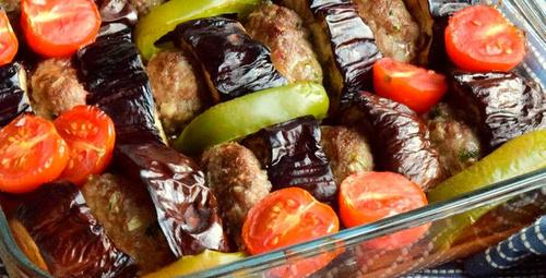 Leziz mi leziz: Patlıcan kebabı tarifi!