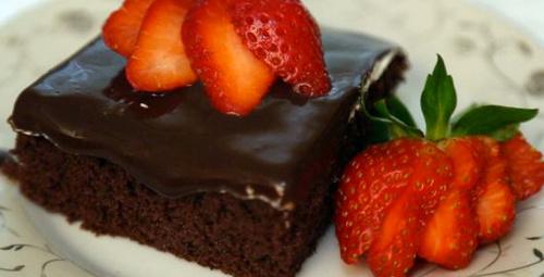 Bu lezzete bayılacaksınız: Ağlayan pasta