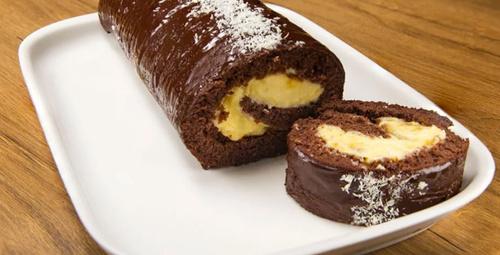 Bu lezzete bayılacaksınız: Çikolatalı muzlu pasta