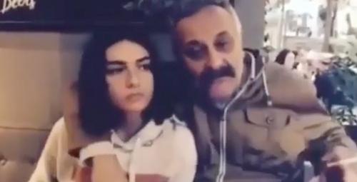 Onur Ünlü Hazar Ergüçlü ile video paylaştı! Mutsuzluğu yüzüne vurdu!