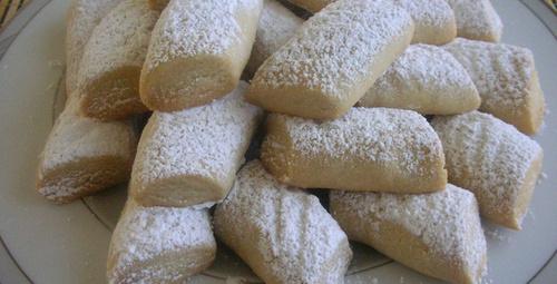 Hem pratik hem lezzetli: Üç malzemeli kurabiye