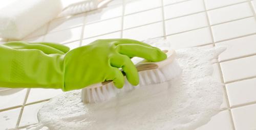3 adımda fayans temizliğinde mükemmel sonuç elde edin!