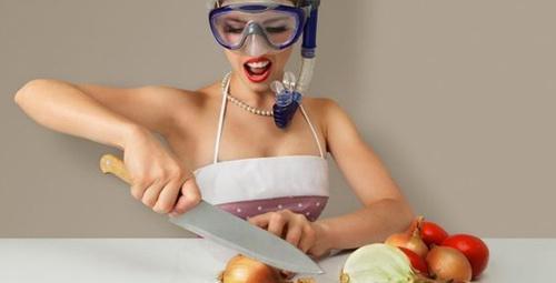 Mutfakta hayat kurtaran bilgiler!