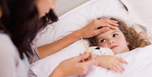 Çocukların bağışıklık sistemini güçlendirmek için...