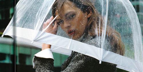 Sağlıklı saç uzatmak isteyenler yağmur suyunu deneyin!