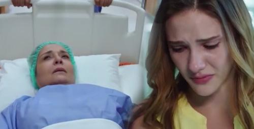Elimi Bırakma 10. bölüm 2. fragmanda Feride Hanım ameliyat oluyor!