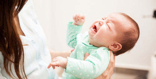 Bebeğiniz sürekli olarak ağlıyorsa nedeni...