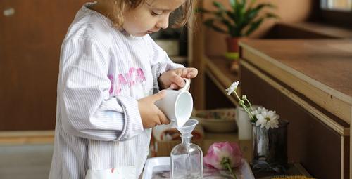 Çocuğunuzun gelişimi için Montessori metodunu uygulayın!