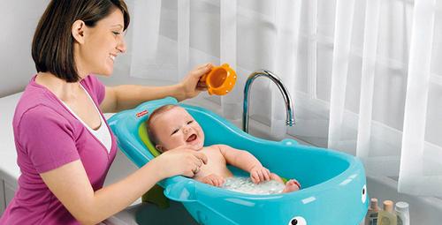 Bebeğe banyo yaptırmanın faydalarına inanamayacaksınız!