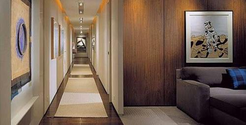 Dar koridorlar için dekorasyon önerileri!