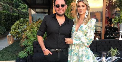 Hacı Sabancı ve Nazlı Kayı evlendi! Sosyal medyanın diline düştüler!