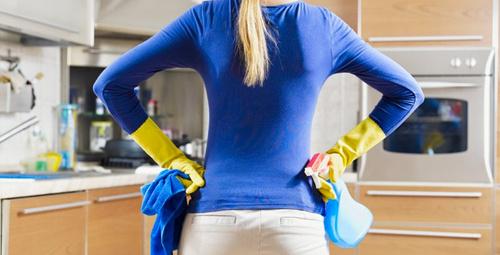 Ev temizliğinde zaman kazandıran 9 tavsiye!