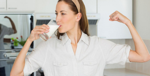 Sonbaharda bol bol süt için nedeniyse...
