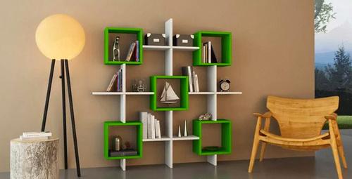 Bu kitaplıklar evinizin havasını değiştirecek!