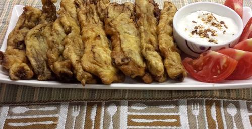 Nefis bir atıştırmalık: Patlıcan balığı tarifi