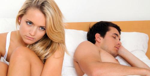 Kadınları seksten soğutan 5 neden!