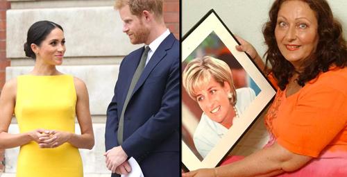 Diana'nın kahin arkadaşı Meghan Markle bombasını patlattı